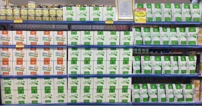 Đại lý phân phối mỹ phẩm mầm đậu nành linh spa