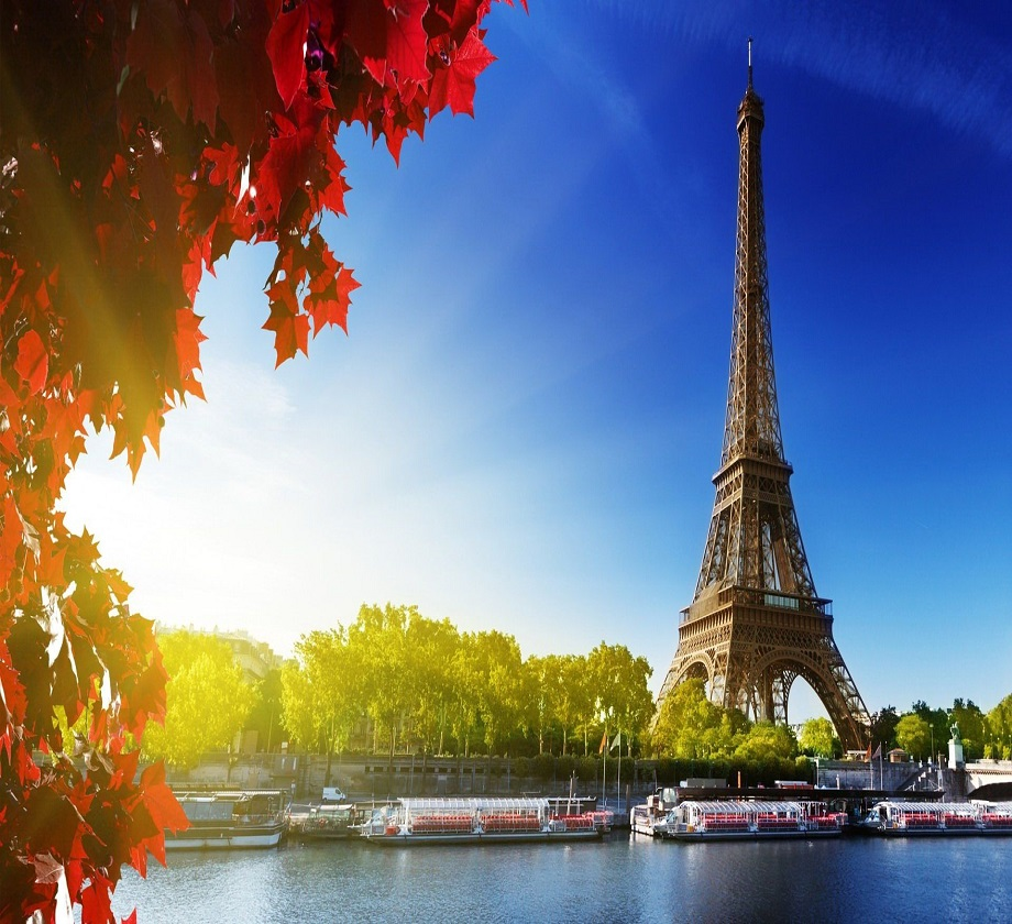 Lãng mạn Paris