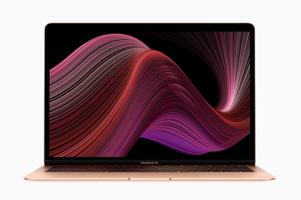 Macbook Air 13.3 inch 2020 Core i3 1.1GHz/8GB/256GB (MWTL2SA/A) Lâm Ngân  Store