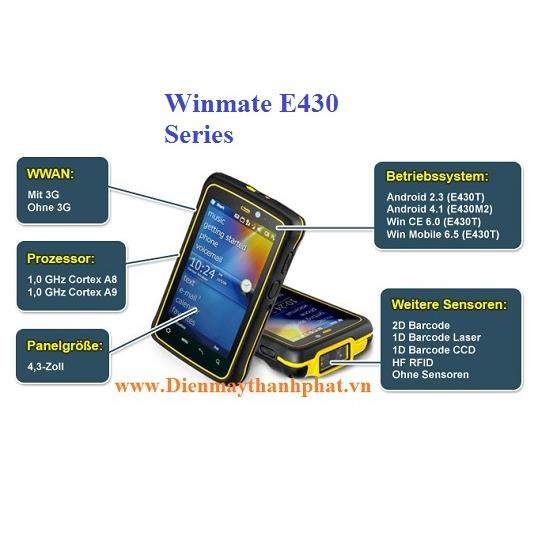 Thiết bị kiểm kho Winmate E430