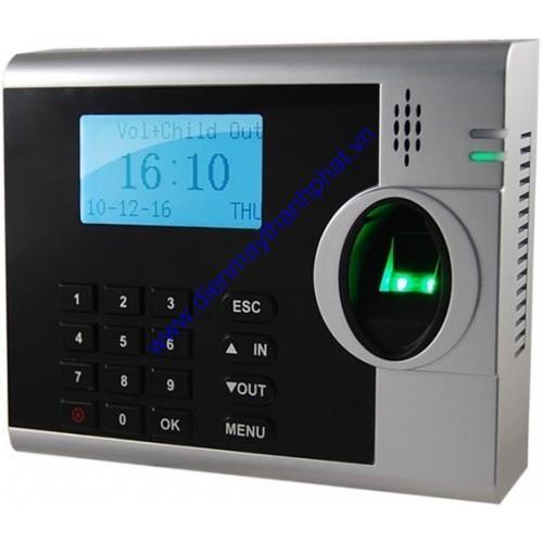 Máy chấm công thẻ cảm ứng RONALD JACK S-400