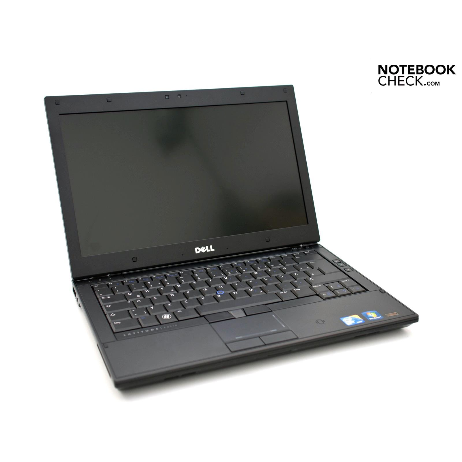 Laptop Dell Latitude E4310