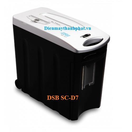 Máy hủy tài liệu DSB SC-D7