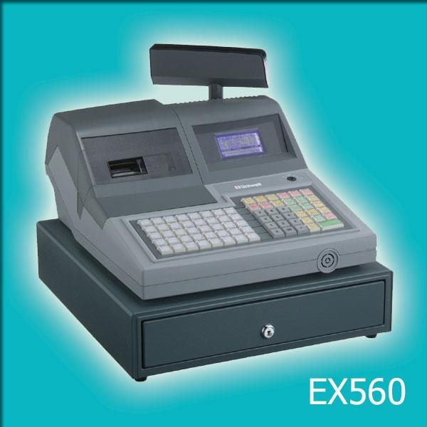 Máy tính tiền Uniwell EX-560-03