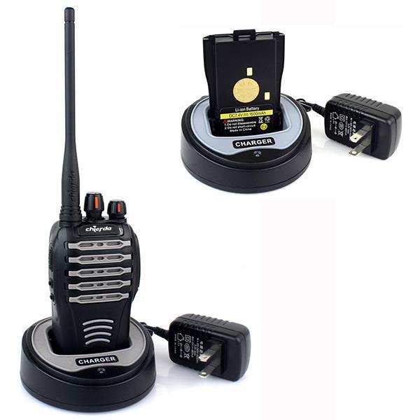 Bộ đàm chống nước Chierda CD-528 IP66