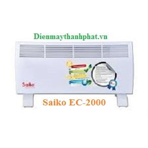 Máy sưởi điện Saiko EC-2000