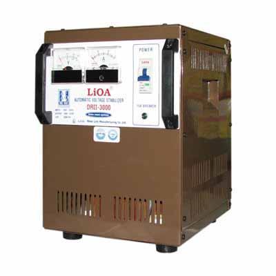 LIOA 3 in 1 DRI-5000IC(Ổn áp,Đổi điệnDC-AC,Nạp ắc quy)