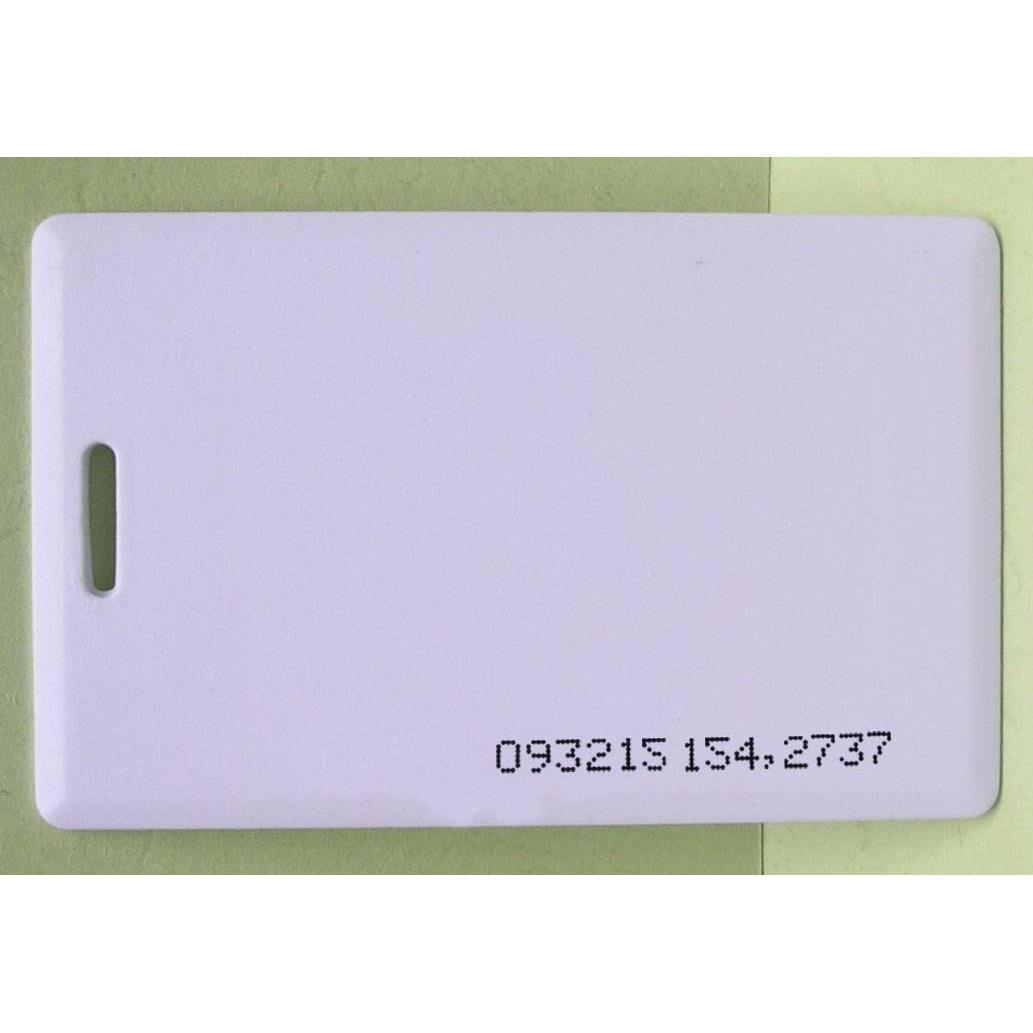 Thẻ cảm ứng dầy MANGO 1.8mm