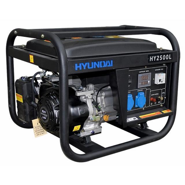 Máy phát điện Hyundai HY2500L