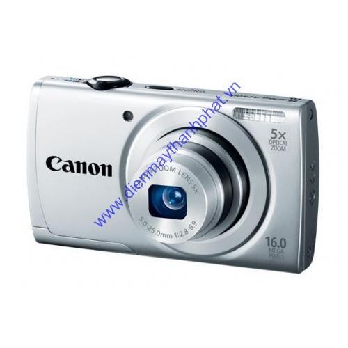 Máy ảnh Canon Power Shot A2500 Bạc