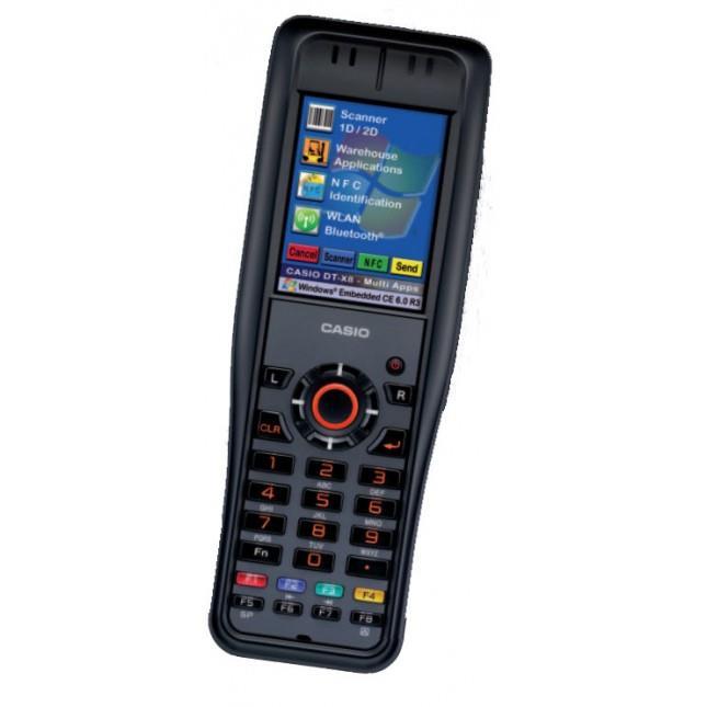Thiết bị kiểm kho Casio DT-X8
