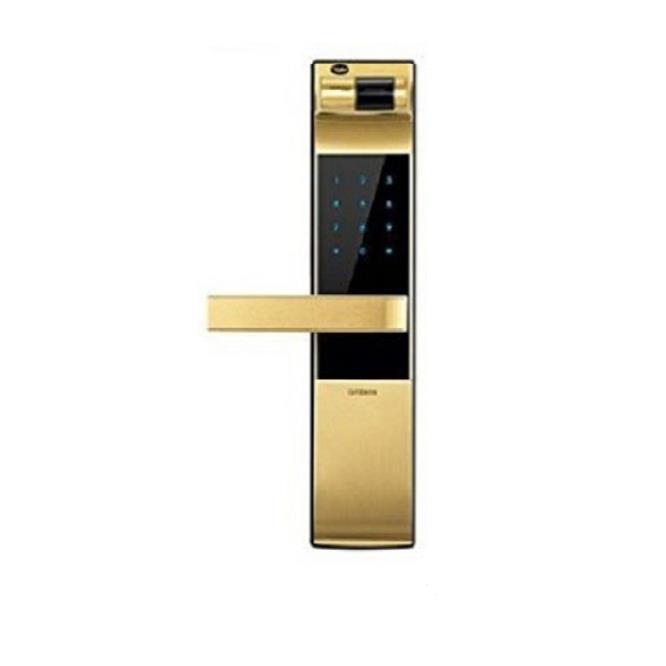 Khóa vân tay Yale YDM 4109 Gold