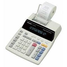 Máy tính tiền in Bill SHARP EL-2901PIII