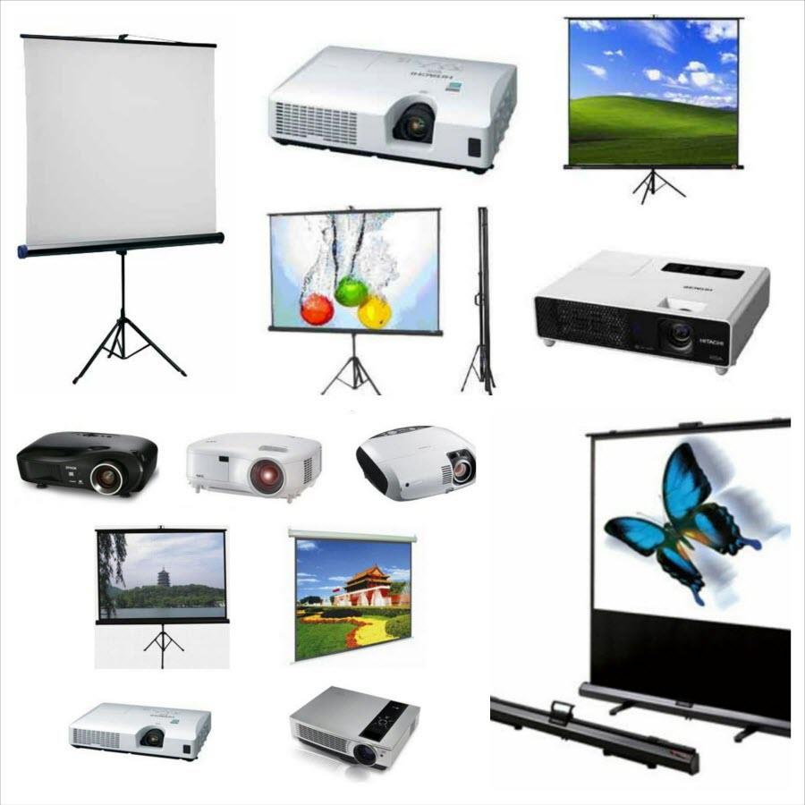 Chuyên cho thuê máy chiếu giá rẻ nhất Hà Nội