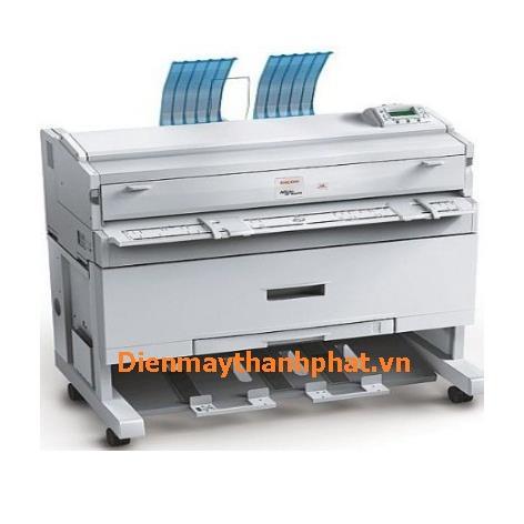 Máy photocopy A0 Ricoh Aficio W2400