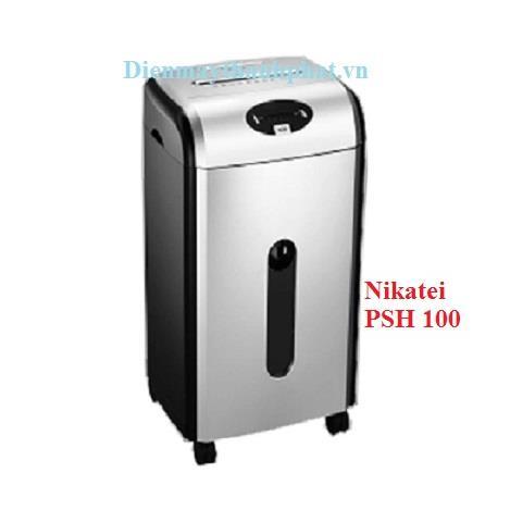 Máy hủy tài liệu công nghiệp NiKatei PSH 100
