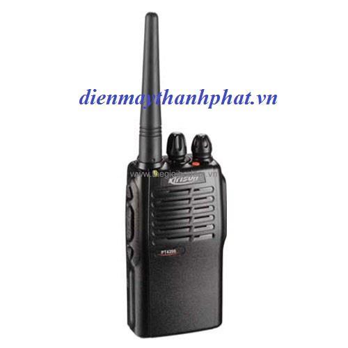 Bộ đàm cầm tay  Kirisun PT-4200 UHF