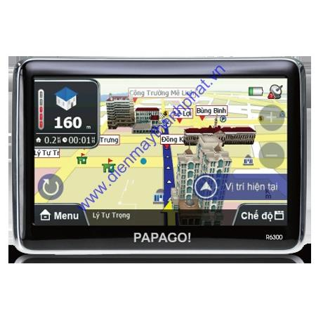 Máy định vị dẫn đường GPS MIO C320
