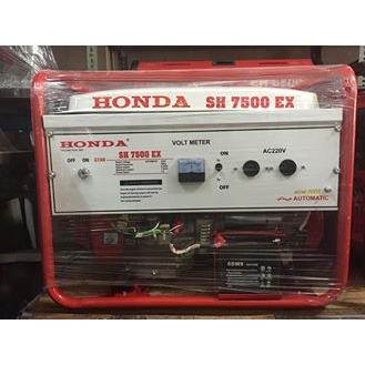 Máy phát điện Honda Thái Lan SH7500EX