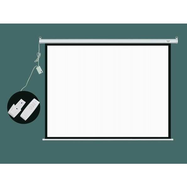 Màn chiếu điện Herin 240x180 inch (300inch)