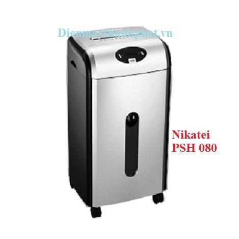 Máy hủy tài liệu công nghiệp NiKatei PSH 080