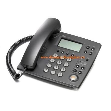 Điện thoại LG LKA220 hiển thị số