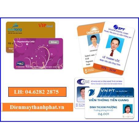 Thẻ Nhân Viên, Thẻ Vip, Thẻ thành viên