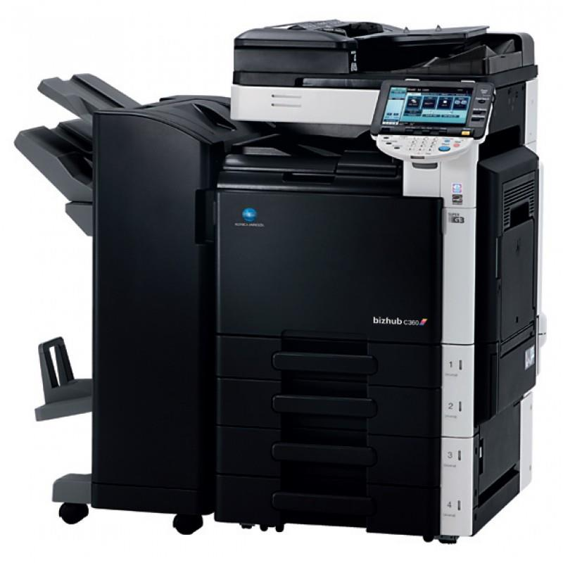 Máy photocopy Konica Minolta Bizhub-C220