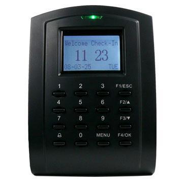 Máy chấm công thẻ ZK SOFTWARE SC-103