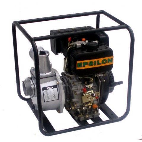 Máy bơm nước chạy dầu diesel Epsilon