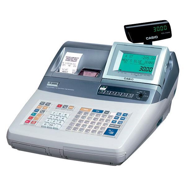 Máy tính tiền CASIO TE-3000S