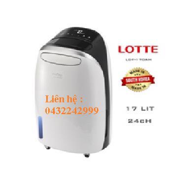 Máy hút ẩm Lotte Feelinx  LDF-170AE