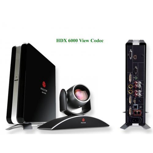 Thiết bị hội nghị truyền hình POLYCOM HDX-6000