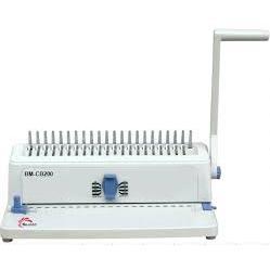 Máy đóng sổ Silicon BM-CB200