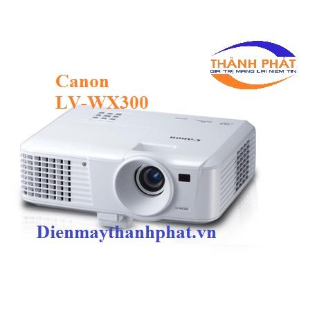 Máy chiếu Canon LV-WX300