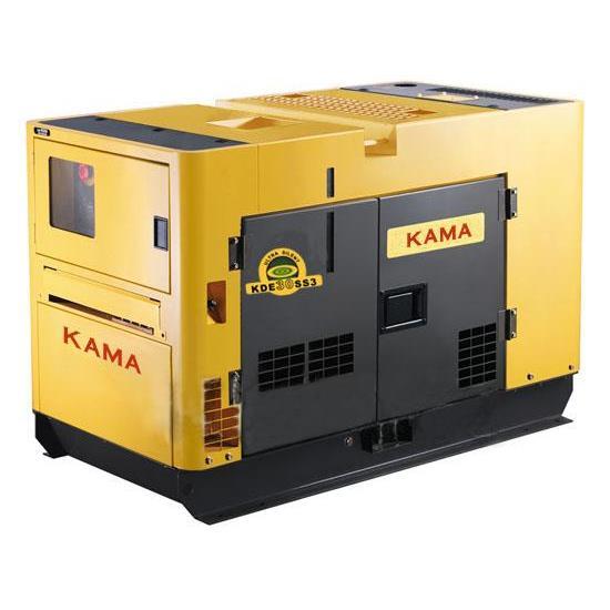 Máy phát điện KAMA KDE 75SS3