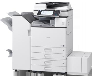 Máy Photocopy Kỹ thuật số Ricoh Aficio MP 3354SP