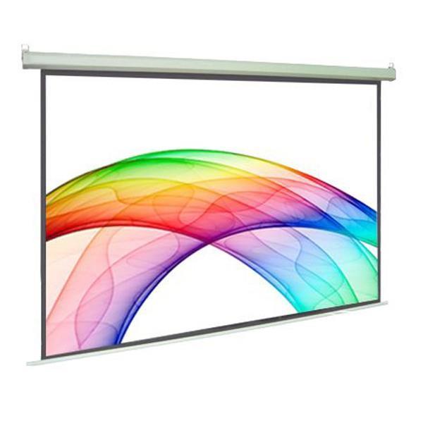 Màn chiếu điện Herin 84x63 inch