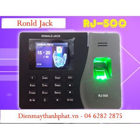Máy chấm công vân tay RONALD JACK  RJ500
