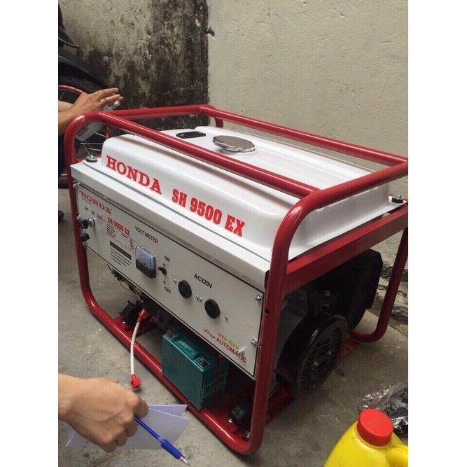 Máy phát điện chạy xăng Honda SH9500EX