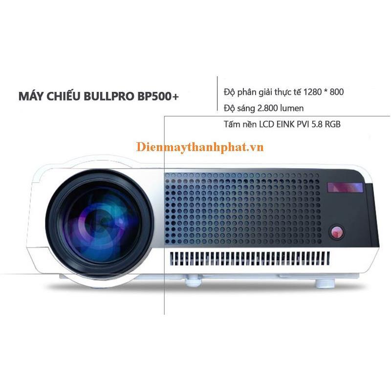 Máy chiếu Bullpro BP500+