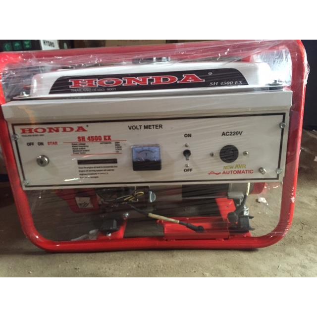 Máy phát điện chạy xăng SH4500EX