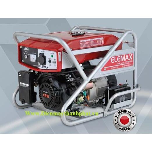 Máy phát điện ELEMAX SV3300 (Giật Nổ)