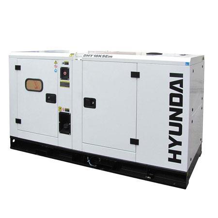 Máy phát điện Hyundai DHY18KSEm
