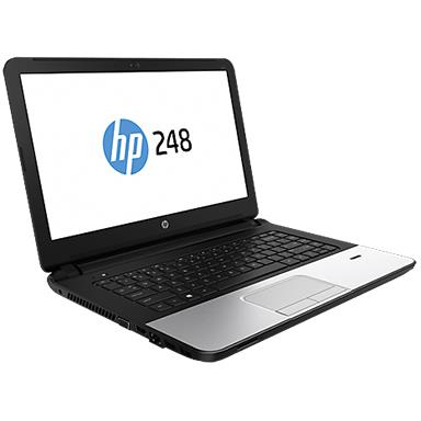 Notebook HP 248/ i3-4005U