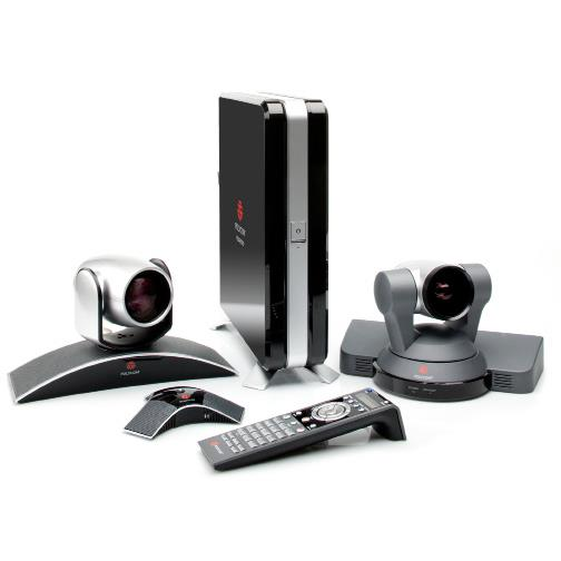 Thiết bị hội nghị truyền hình Polycom HDX8000-720