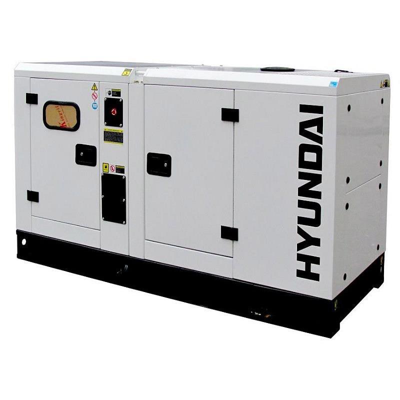 Máy phát điện Hyundai DHY28KSE