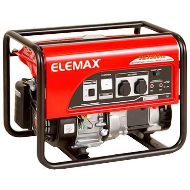 Máy phát điện chạy xăng 5KVA - SH6500EX