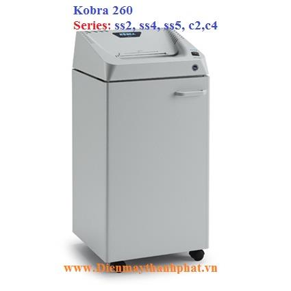 Máy hủy tài liệu Kobra 260 S4