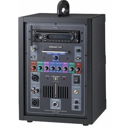 Thiết bị âm thanh lưu động TROPHY 80D